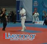"""Το  Παγκόσμιο Πρωτάθλημα """"χέρι-με-χέρι""""(hand to hand Fighting) ζωντανά στο Livezone.gr"""