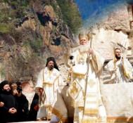 Ζωντανή μετάδοση της Πατριαρχικής θείας λειτουργίας στην Τραπεζούντα