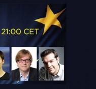 Tο debate των 5 υποψηφίων για την προεδρία της Κομισιόν Live στο Livezone.gr