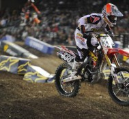 SuperCross LIVE από το Oakland California