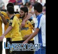 Αγιος Νικόλαος – ΑΕΚ Live στο Livezone.gr