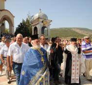 Ζωντανή μετάδοση της Αρχιερατικής Θείας Λειτουργίας του Αγίου Γερασίμου στην Κεφαλλονιά !